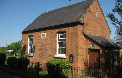 Edgerley Jubilee PM Chapel Shropshire