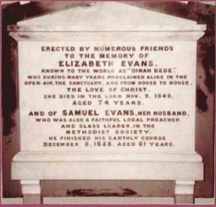 Elizabeth Evans (1775-1849)