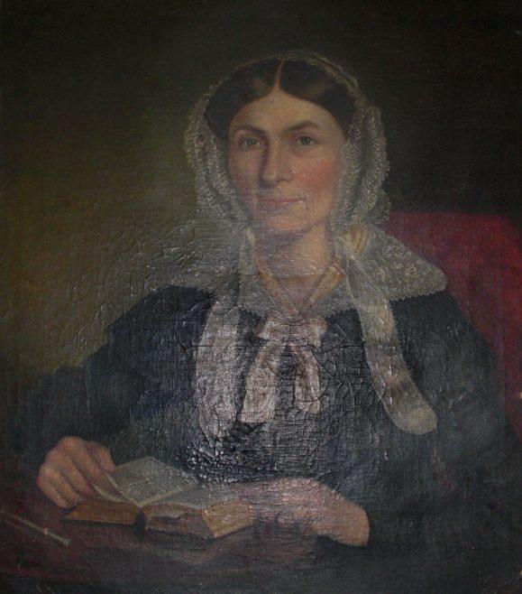 Elizabeth Allen / Vernon (1802-50)
