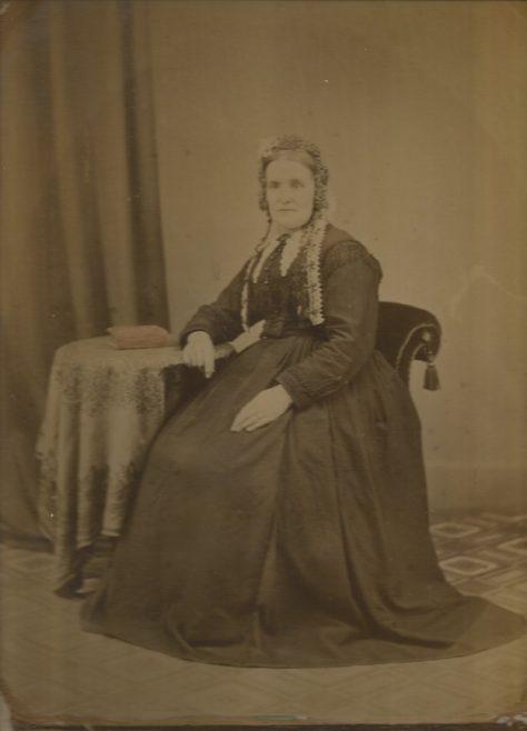 Elizabeth Mortimer, nee Grayshaw