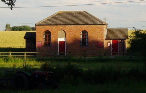Elstronwick Primitive Methodist chapel