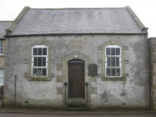 Elton Primitive Methodist Chapel Derbyshire