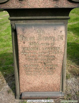 Lovekin, Emanuel (1820-1905)
