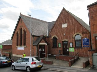 Extended Enderby Primitive Methodist chapel | Christopher Hill 2016