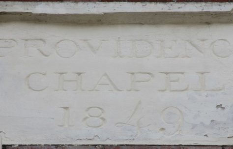 Enderby Primitive Methodist chapel