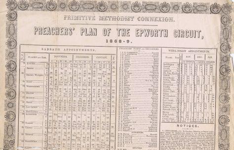Epworth Circuit 1868 Q4