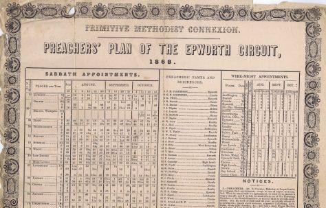 Epworth Circuit 1868 Q3