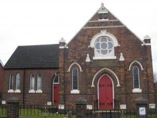 Ettiley Heath PM Chapel Cheshire