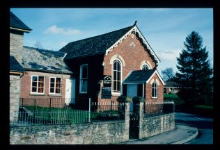 Ewyas Harold PM chapel - 1992 | David Hill