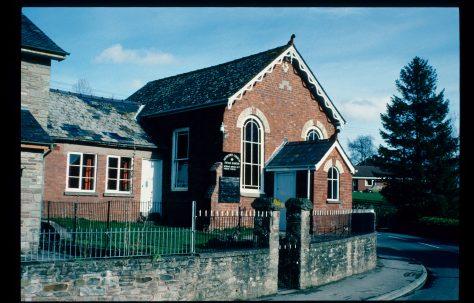 Ewyas Harold Primitive Methodist Church, Herefordshire