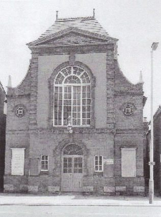 The original appearance of Berkhamsted PM Chapel | From