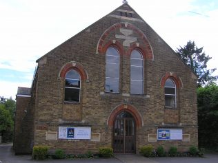Croxley Green Primitive Methodsit Chapel, Hertfordshire   David Noble