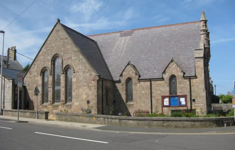 Eyemouth Primitive Methodist Chapel, Berwickshire, Scotland
