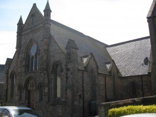 Eyemouth Primitive Methodist Chapel (ii)