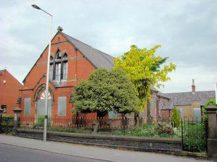 Golborne: Edge Green Primitive Methodist Church
