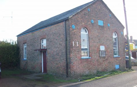 Wiggenhall St Mary Magdalen Primitive Methodist Chapel, Norfolk