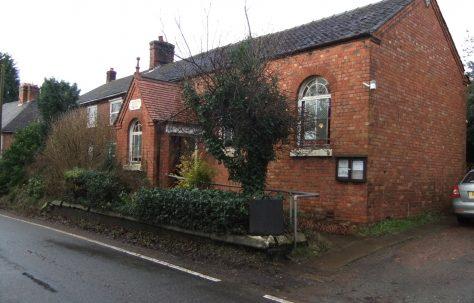 Hatherton PM Chapel, Cheshire
