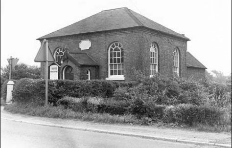 Fole Primitive Methodist Chapel