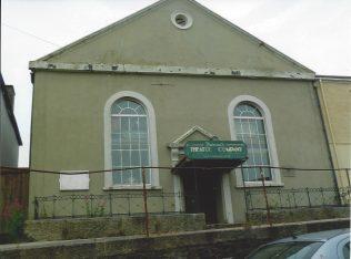 Falmouth Primitive Methodist Chapel | Ann Picken, June 2013