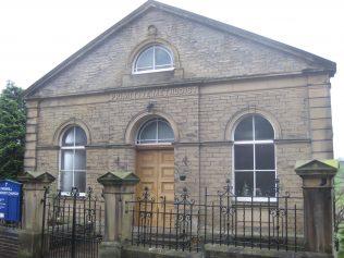 Farnhill Primitive Methodist Chapel West Yorkshire