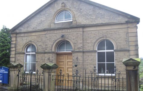 Farnhill Primitive Methodist Chapel West Yorkshire
