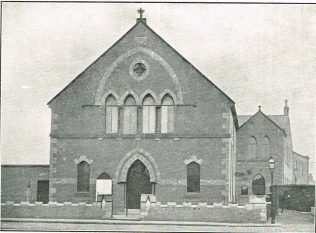 Farnworth Primitive Methodist Church and Schools | Englesea Brook Museum