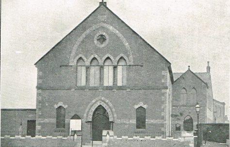 Farnworth Primitive Methodist Church and Schools