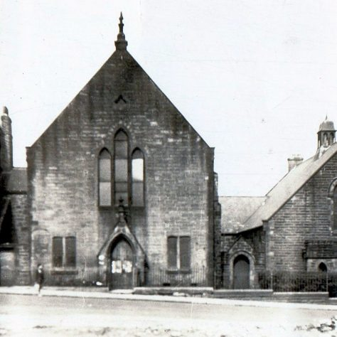 Coldwell Street PM Chapel (1864) Felling | Bede Circuit Archive Collections