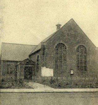 Ferndale Road Centenary Hall | Swindon Centenary Synod Handbook 1925