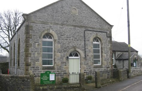 Flagg Primitive Methodist Chapel Derbyshire