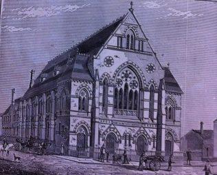 Grimsby Flottergate Primitive Methodist chapel | 1900 Primitive Methodist Conference Handbook