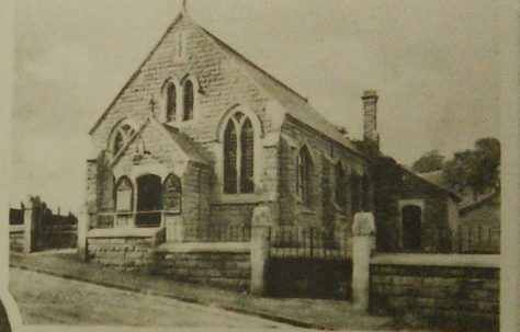 Starkholmes Primitive Methodist chapel