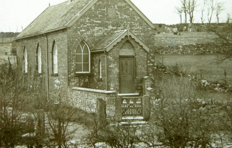 Foxt Primitive Methodist Chapel, Staffs