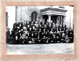 Jersey: Primitive Methodist Synod on Jersey 1914