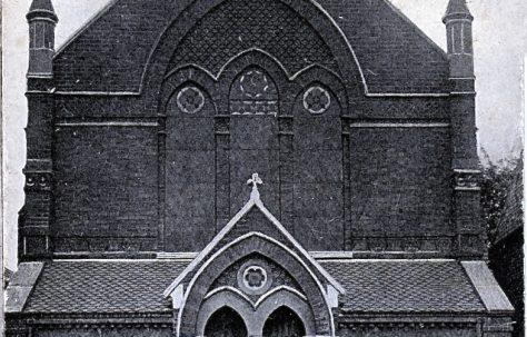 Manea Primitive Methodist Church, Cambs