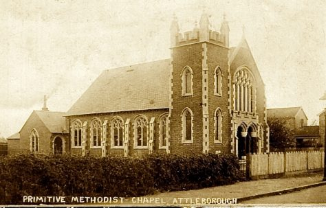 Attleborough Primitive Methodist Chapel, Norfolk