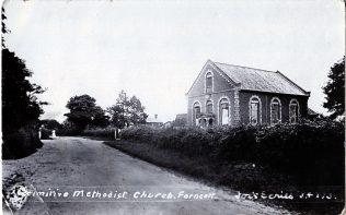 Forncett Primitive Methodist Church, Norfolk