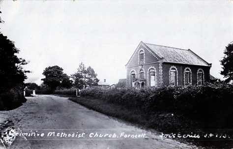 Forncett Primitive Methodist Church, Norfolk
