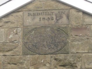 Fritchley Primitive Methodist Chapel Derbyshire
