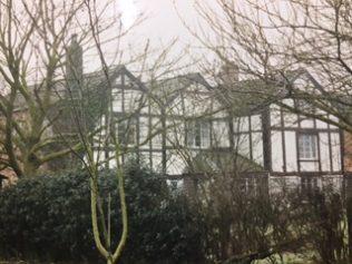 The Oak farm, Broomhall. | Rev David Leese