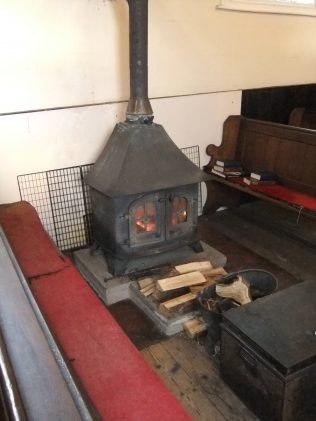 Wood burning stove | Geoff Dickinson