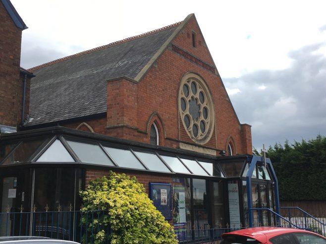 former Wigston Moat Street Primitive Methodist chapel | Christopher Hill August 2018