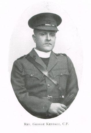 George Kendall OBE (1882-1961)