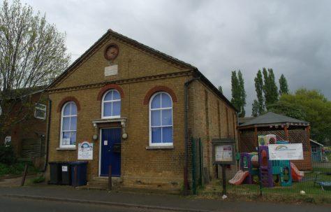 Gamlingay Primitive Methodist chapel