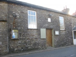 Garsdale Street Primitive Methodist Chapel West Riding of Yorkshire
