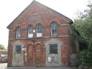 Garton-on-the-Wolds Primitive Methodist Chapel East Yorkshire   Elaine and Richard Pearce 2009