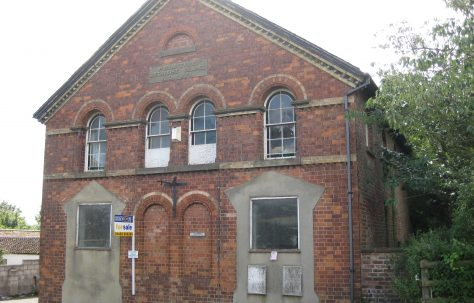Garton-on-the-Wolds Primitive Methodist Chapel East Yorkshire