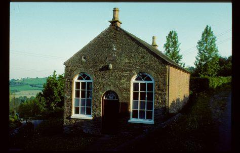 Garway Hill Primitive Methodist Chapel, Herefordshire