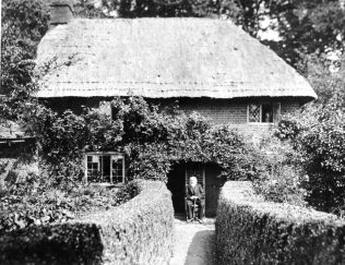 George Dowty and Rose Cottage