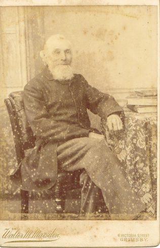 George Shaw, c1885-89   Englesea Brook Museum 10.04